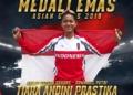 Asian Games 2018: Giliran Balap Sepeda Sumbang 2 Emas, 1 Perunggu Untuk Indonesia