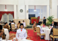 Ajak Kerja Keras Capai Cita-Cita, Presiden Jokowi: Jangan Malas, Jangan Senang Yang Instan