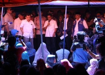 Pemerintah Mulai Rehabilitasi Rumah Rusak Akibat Gempa Lombok