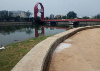 Kawasan Kampung Cacing Tangerang Akan Diturap