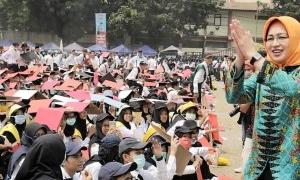 PBAK Maba UIN Syarif Hidayatullah, Walikota Tangsel Berikan Orasi Budaya