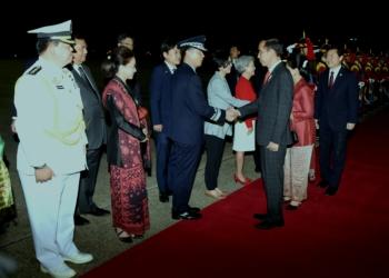 Selain Forum Bisnis, Esok Presiden Jokowi Dijadwalkan Ikuti Acara 'Friendship Talk'