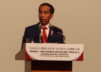 Presiden Jokowi: Perusahaan Korsel Pekerjakan 900 Ribu Tenaga Kerja di Indonesia