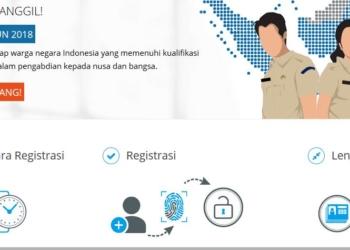 Portal SSCN Sudah Umumkan 8.000 Formasi CPNS Yang Akan Direkrut 72 Instansi Pemerintah