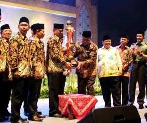 MTQ IX Kota Tangsel Tahun 2018, Kecamatan Pamulang Juara Umum