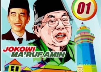 Fokus Pada Akar Rumput, Tim Jokowi-Ma'ruf Amin di Banten Garap Jaringan Pemenangan Sampai Level TPS