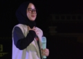 Nissa Sabyan Hangatkan Festival Al Azhom
