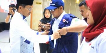 PMI Kota Tangerang Kirimkan Relawan Hadiri Pertemuan