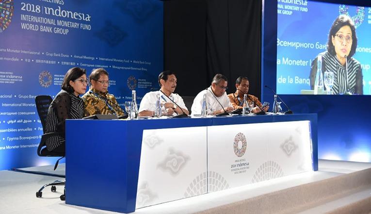Menteri Keuangan Tegaskan Indonesia Tidak Akan Pinjam Dana ...