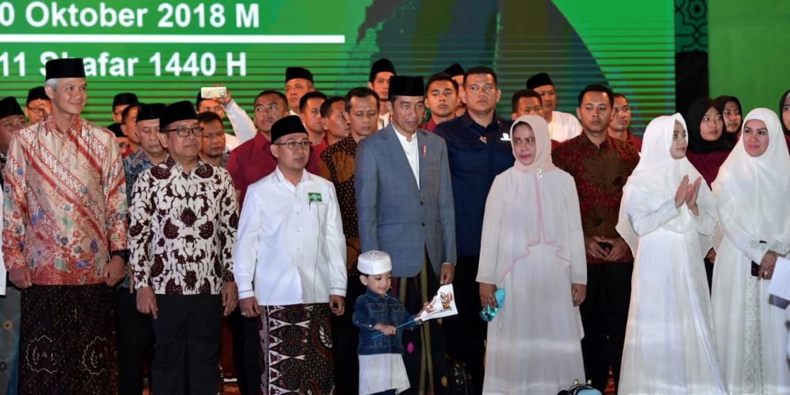 Berdayakan Santri, Presiden Jokowi Akan Hadirkan 1000 BLK di Pondok Pesantren