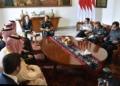 Termasuk Minta Perlindungan WNI, Presiden Jokowi Sampaikan Tiga Hal Ini Kepada Menlu Arab Saudi