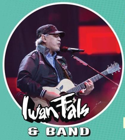 Konser Kemanusiaan Peduli Palu Iwan Fals Digelar 3 November 2018 di Lapangan Penerbad Pondok Cabe