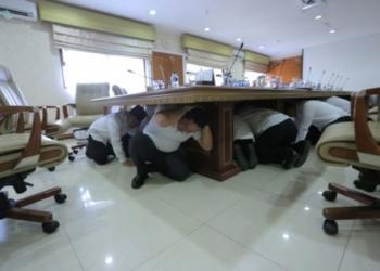 Arief Imbau Masyarakat Tidak Terprovokasi Informasi Bencana Hoaks
