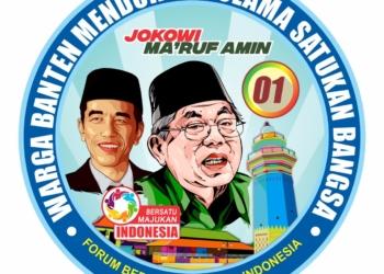 Pendekar Banten Siap Menyukseskan Jokowi-Ma'ruf Amin di Pilpres 2019