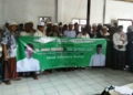 Teruskan Pembangunan, Ulama Serang Utara Deklarasi Dukung Pasangan Jokowi-Ma'ruf Amin