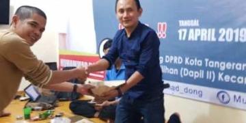 Posko Muhammad Dong Jadi Tempat Pengaduan Masyarakat Tangsel