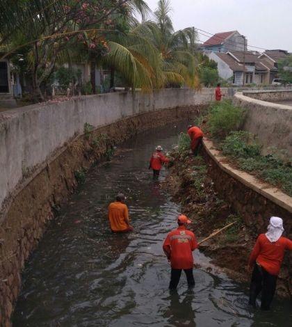 DPU Kota Tangerang Selatan Siap Hadapi Musim Penghujan