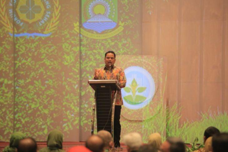 Presiden Sampai Menteri Apresiasi Kota Tangerang Wujudkan Kota Sehat