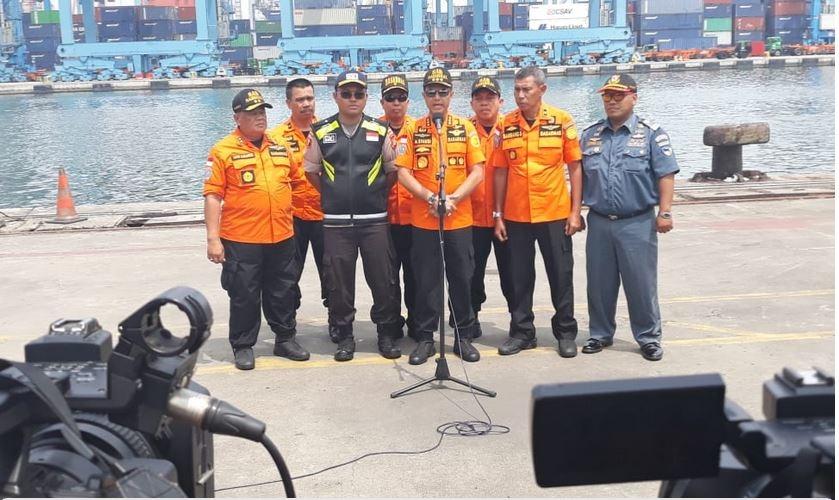 Khusus Untuk Tim Basarnas, Operasi Pencarian Lion Air JT610 Kembali Diperpanjang 3 Hari