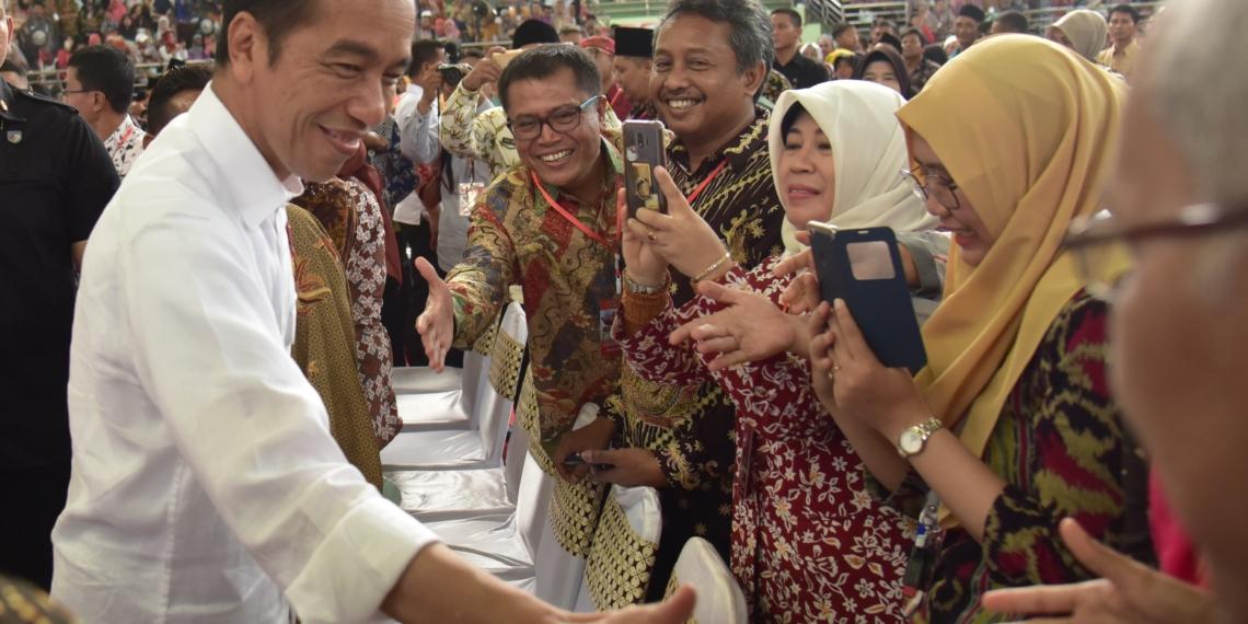 Kebut Sertifikasi, Presiden Jokowi: Banyak Yang Nangis ke Saya Karena Sengketa Tanah