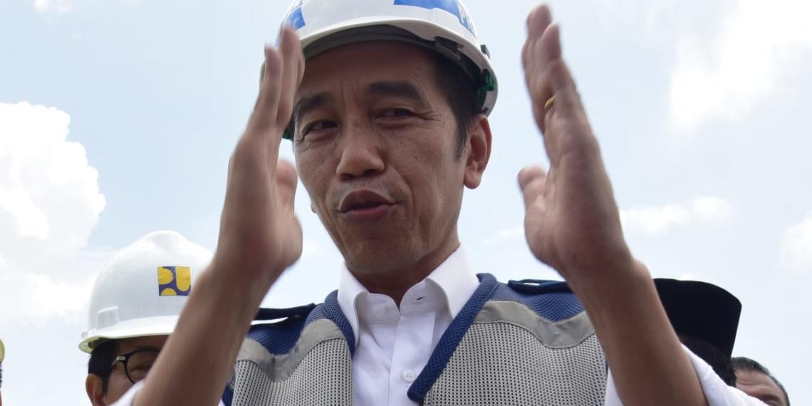Stop Politik Yang Menakuti, Presiden Jokowi Ajak Kembangkan Politik Kegembiraan