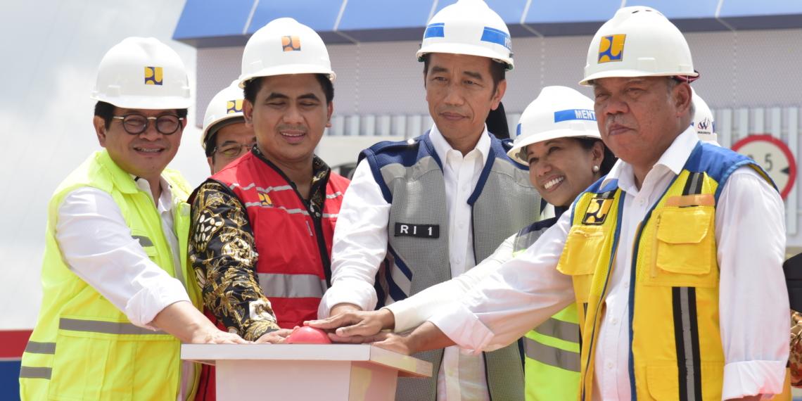 Presiden Jokowi: Akhir 2019, Jalan Tol Merak-Banyuwangi Tersambung