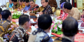 Ekonomi Global Sedang Sulit, Presiden Jokowi: Patut Disyukuri Ekonomi Kita Tumbuh 5,17%