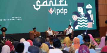 Pemerintah Luncurkan Program Beasiswa Santri LPDP
