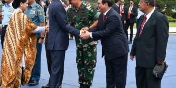 Tinggalkan Jakarta, Presiden Jokowi Mulai Lawatan ke Singapura dan PNG