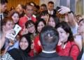 Saat Presiden Jokowi Ajak Warga Indonesia di Singapura Santap Siang Bersama
