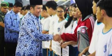 32 Tim Ikuti Kejurnas Bola Voli Di Kota Tangerang