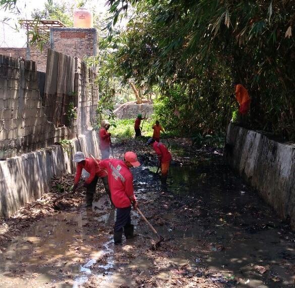 Dinas Pekerjaan Umum Tangsel Antisipasi Banjir di Musim Penghujan