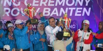 Kab. Tangerang 3 Kali Juara, Pecahkan Rekor Emas