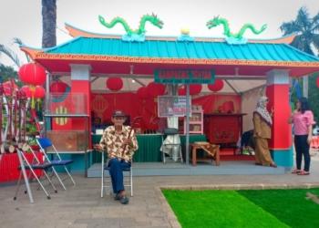 Kampung Tehyan Bakal Jadi Icon Wisata