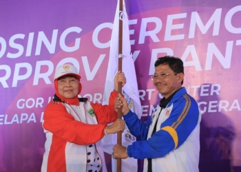 Kota Tangerang Siap Tuan Rumah Porprov 2022