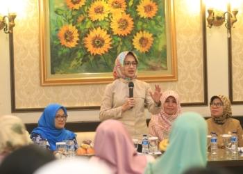 Perempuan Didorong Aktif Berpolitik