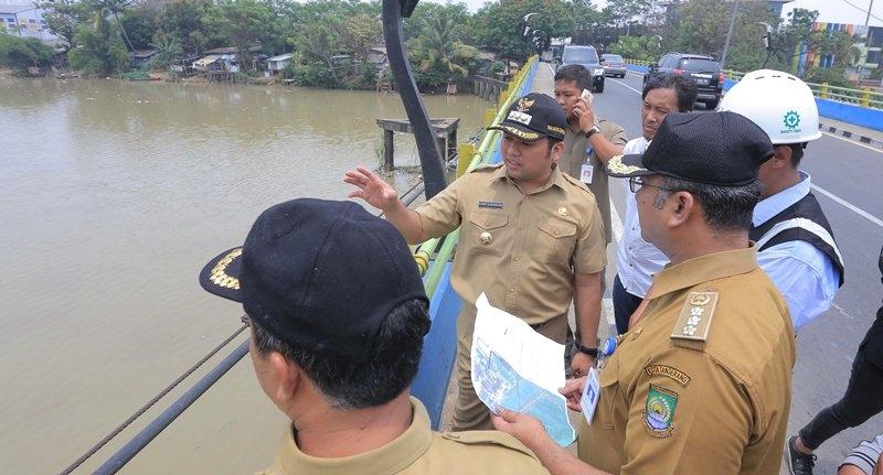Priuk dalam Pengawasan BPBD, Paling Rawan Banjir
