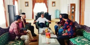 Wabup Pandeglang Sampaikan Kepemimpinan Pada Mahasiswa Untirta