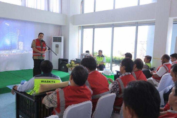 Wali Kota Tangerang Ajak Pegawai Belajar Ilmu Konstruksi Di Kementrian
