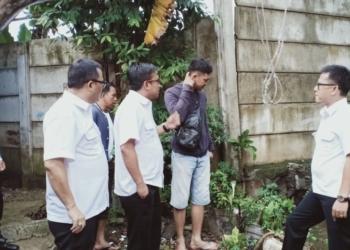 Warga Buaran Lapor Soal Banjir, DPU Tangsel Langsung Terjunkan Tim ke Lokasi