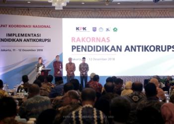 Komitmen Semua Lembaga, Pendidikan Antikorupsi Akan Diterapkan di Semua Jenjang Pendidikan