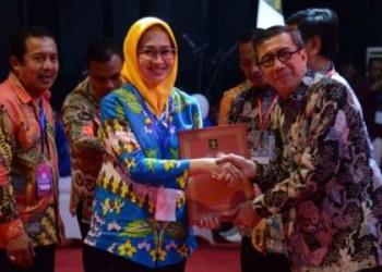 Untuk Ketiga Kalinya, Pemerintah Kota Tangsel Raih Penghargaan Kota Peduli HAM
