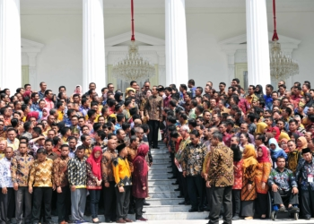Tahun Depan Anggaran Jadi Rp34 Triliun, Presiden Jokowi Berharap Penerima PKH Bisa Naik Level
