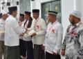 Presiden Jokowi Serahkan 320 Sertifikat Wakaf di Banda Aceh