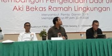 Peleburan Aki Bekas Ilegal di Bogor dan Tangerang Cemari Langit Serpong