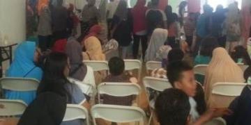Warga Kota Tangsel Serbu Pembuatan KIA Gratis di Mal