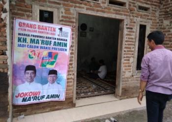 Dukung KH Ma'ruf Amin, Relawan Banten Bersatu di Lebak Gelar Deklarasi