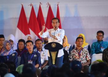 Salurkan Rp257 Triliun, Presiden Jokowi Ingin Dana Desa Kurangi Ketimpangan Desa dan Kota
