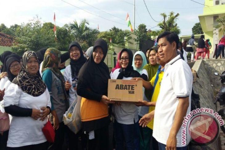 Dinkes Tangerang Terjunkan Jumatik Cegah DBD