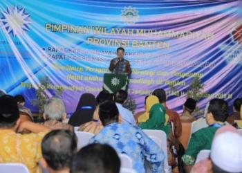 Pemkot Tangerang Ajak Muhammadiyah Sinergi Tingkatkan Kualitas Pendidikan